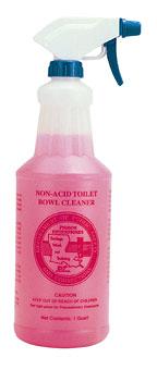 Bowl Cleaner - 12/1 quart w/ sprayer